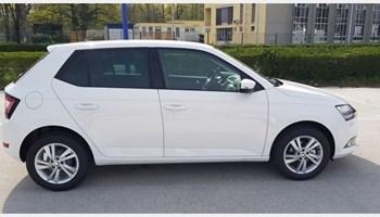 Najam vozila Škoda Fabia ili slično 3.500,00 kuna mjesečno