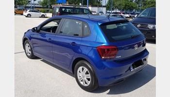 VW Polo najam od 200,00 kuna dan