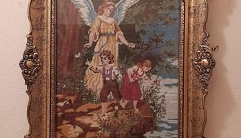 Goblen Anđeo čuvar