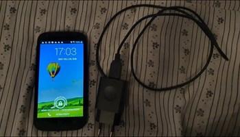 ZTE Blade Q Maxi 4.2.2. + USB punjač
