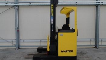 Regalni viličar Hyster R1.4, nosivost 1.400 kg, elektro - EL00788