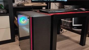 GAMING stolno računalo, i5, Radeon RX 570