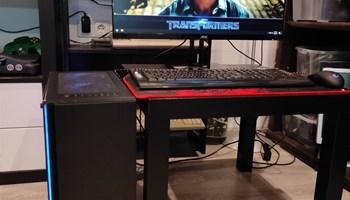 GAMING stolno računalo, AMD FX 8350 8 Cores 4GHz, AMD R9 280X