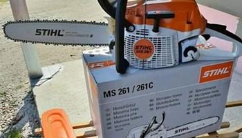Stihl MS260 i MS261CM