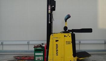 Visokopodizni viličar Hyster S1.5S, 1.500 kg, elektro - EL00844