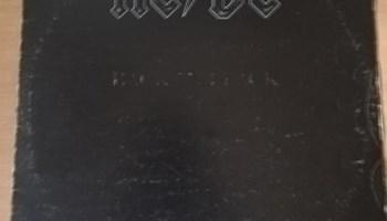 AC/DC - Back In Black - gramofonska ploča