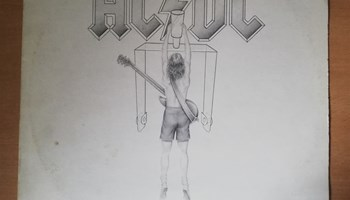 AC/DC - Flick Of The Switch - gramofonska ploča