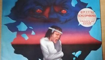 Sepultura - Schizophrenia - gramofonska ploča