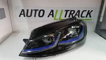 Vw Golf 7 GTE facelift xenon LED lijevi far 5G1941113B