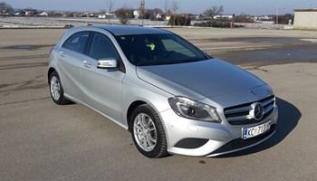 Mercedes Benz A200 CDI, diesel, registriran do 1/22!!!