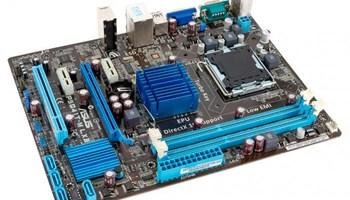 ASUS P5G41T-M LX3, SOCKET 775, DDR3, VGA, MATX, REV 1.01