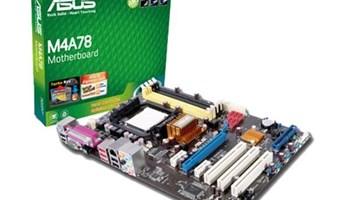 ASUS M4A78, SOCKET AM2+, DDR2, ATX, REV 1.02
