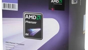 AMD PHENOM X4 9550, 2.2 GHZ, 2MB CACHE, SOCKET AM2/AM2+