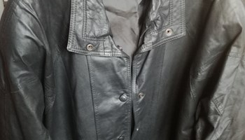 topla jakna, kožna, krznena i pernata