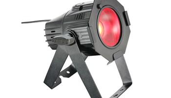 CLPSTMINICOB30W Cameo LED reflektor PAR COB, 30W, mini, RGB, crni