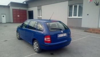 Škoda Fabia Combi 1.2 HTP - 2007 godina registriran godinu dana IZVRSNO STANJE