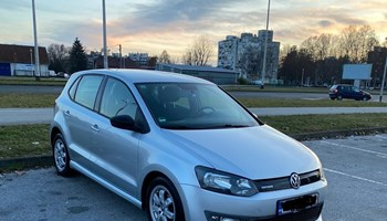 VW Polo 1.2 Bluemotion