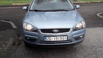 Ford Focus 1.8 TDCI Trend-2007.g-redizajn-1.vlasnica-servisna-180-tkm-nije uvoz-odličan-akcija-3100€