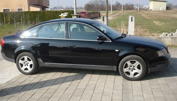 Audi A6 1.9 tdi 110ks 284 500km 1997g prvi vlasnik