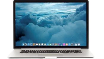 Macbook pro 15, Retina, 2.8GHz i7, 16GB, 256SSD