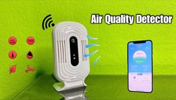Detektor kvalitete zraka