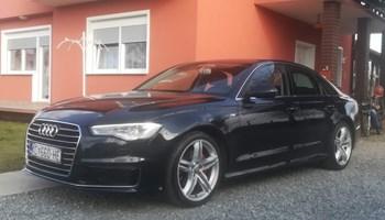 Audi A6 2,0TDI ULTRA-CLEAN DIESEL ,XENON,NAVI,ALU FELGE, kao nov