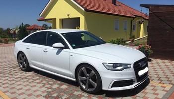 Audi A6 3.0 TDI 2012., 150KW, reg 08/2021 (cijena nije fiksna) moze zamjena