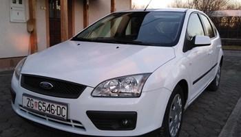 Ford Focus, regan godinu, 110000 km