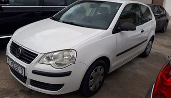 VW Polo 1.2 benzin KAO NOV