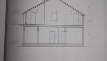 Potkrovlje za četiri stana