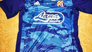 GNK Dinamo Zagreb dres (novi, nenošeni, original)