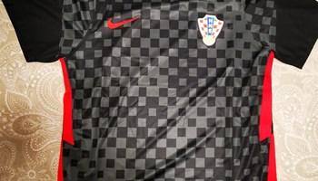 Zastava hrvatske nogometne reprezentacije (novi, nenošeni, original)