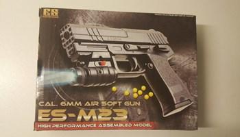Plastični airsoft pištolj VIII