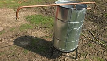 Hladnjak za rakijski kotao 400 litara, Ø 28