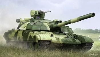 Ukraine T-64BM Bulat MBT
