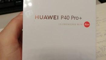 Huawei P40PRO+ 512GB