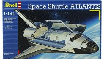 Maketa Space Shuttle Atlantis _N_N_ 1/144