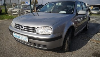 VW Golf IV 1,9SDI EDITION HR AUTO RATE KARTICE