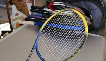 Razni reketi za tenis četvrti oglas
