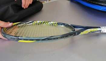 Razni reketi za tenis peti oglas