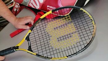 Razni djecji reketi za tenis