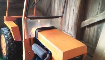 Hako track V490,kardan naprijed i iza