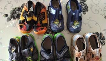 Papuče za dječake