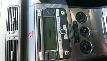 Auto radio passat b6 orginal
