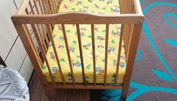 Krevetić za djecu-kinderbet