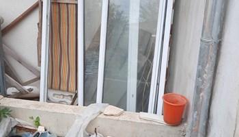 Dvokrilna balkonska vrata