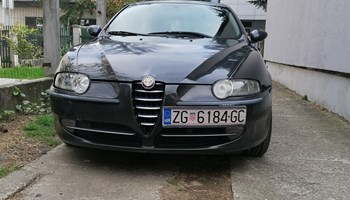 Alfa Romeo 147 Jtd 1.9
