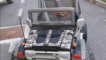 Peg-Perego Dzip na akumulator
