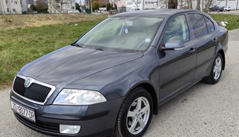 Škoda Octavia 1.9 TDI Kupljena nova u Zubaku presla samo 77000km!!!!!