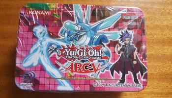 Karte Yu-Gi-Oh III